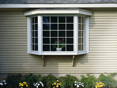 Style of Bay and Bow Windows