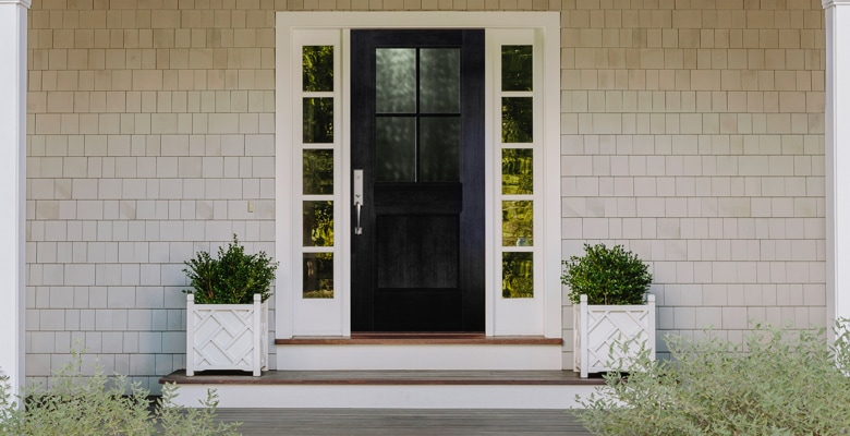 Black Front Doors: 5 Ideas to Boost Your Curb Appeal