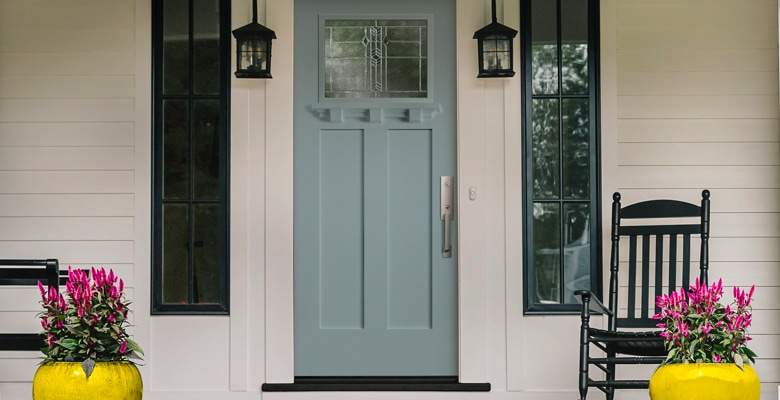 Trend Alert: Bright and Bold Statement Front Doors