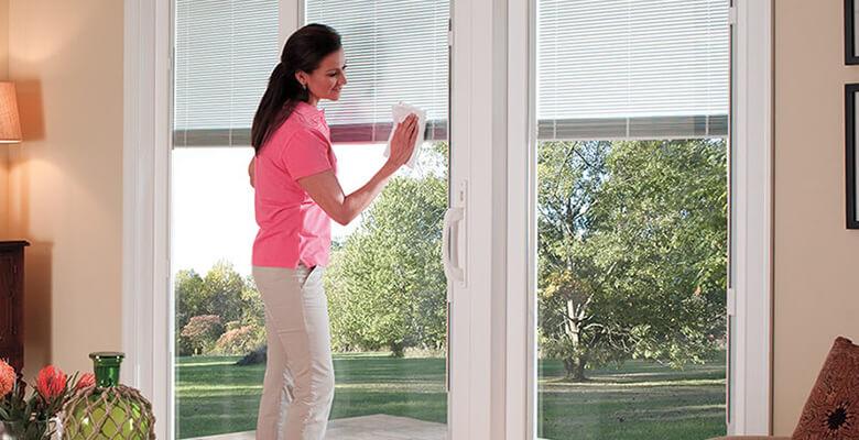 How To Clean Windows Without Streaks Pella Doors