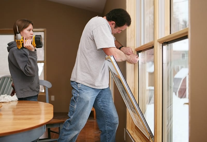Image result for Top Three Benefits of Hiring a Custom Window Installer