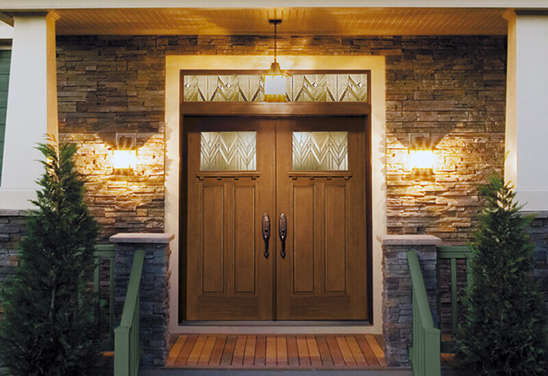 Superieur Front Entry Door Types