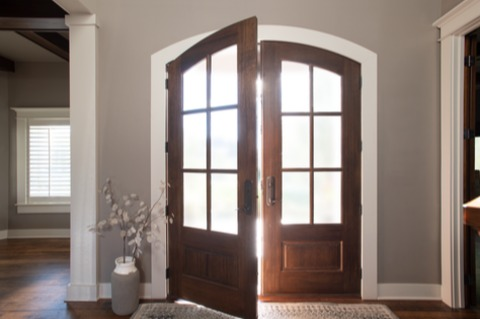 What Is An Average Size For Entry Door