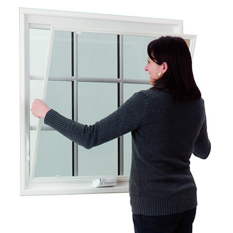 Replace your window screen