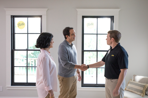 Meet with the installer to discuss your wants and needs