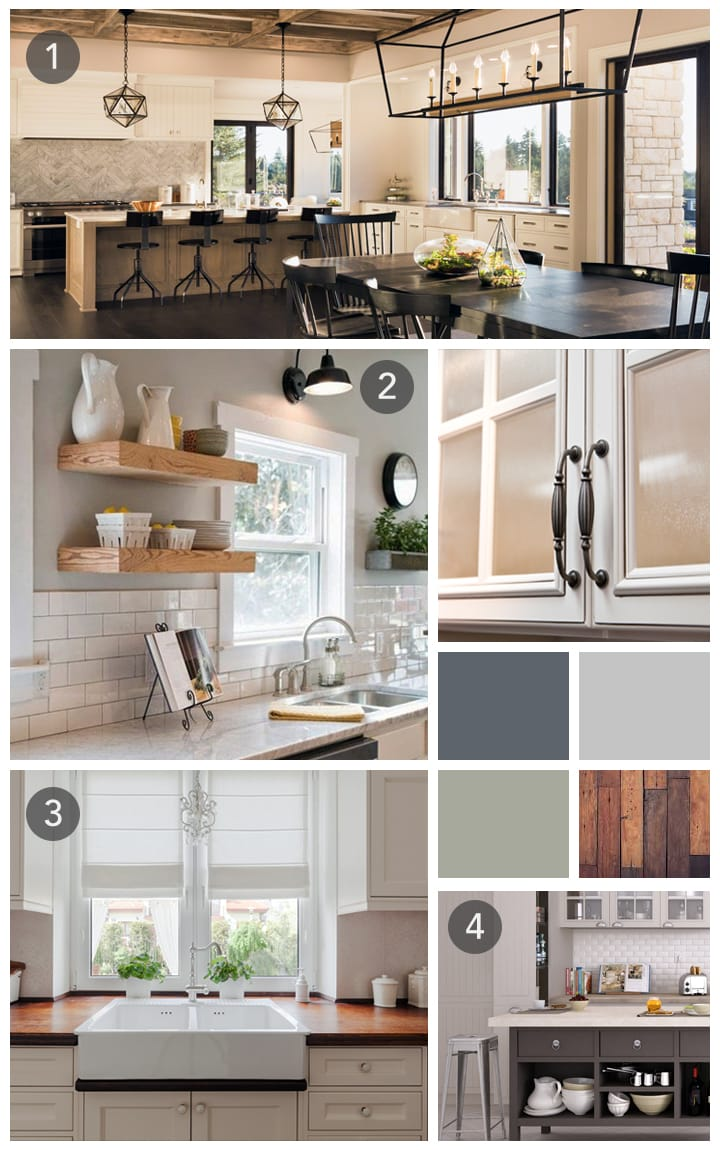 home design board mood board farmhouse style kitchen pella branch 12081