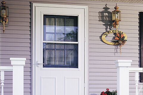 Do I need a storm door?