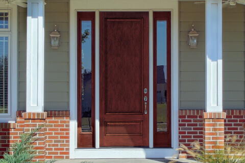 Sidelights For Entry Door