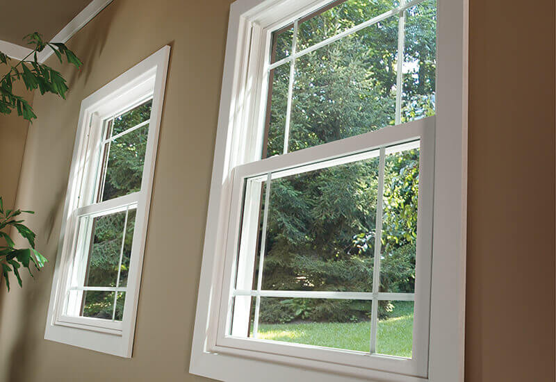 Single vs. Double pane windows