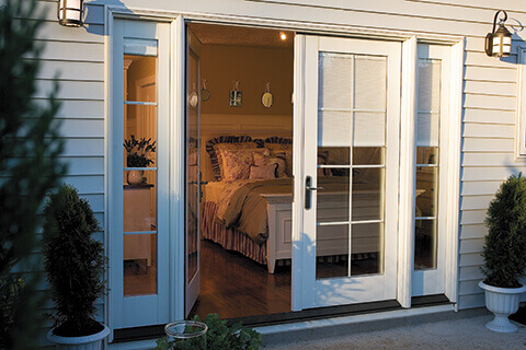 Inswing French Double Door Sliding