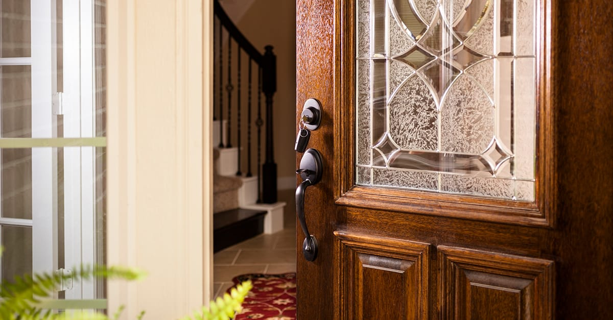 How To Choose The Right Exterior Door Hardware