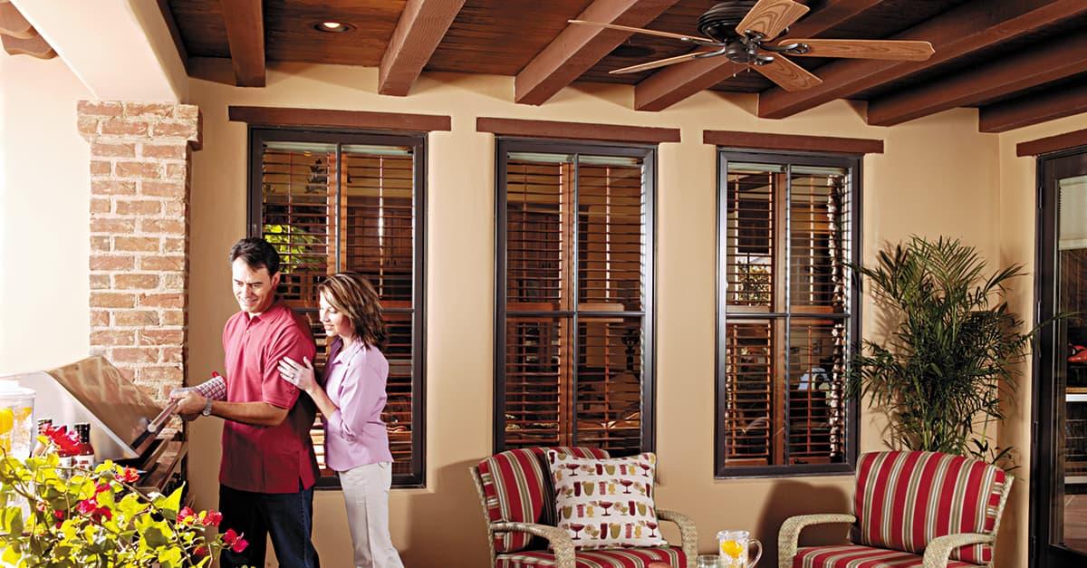 7 Inspiring Wood Window Designs