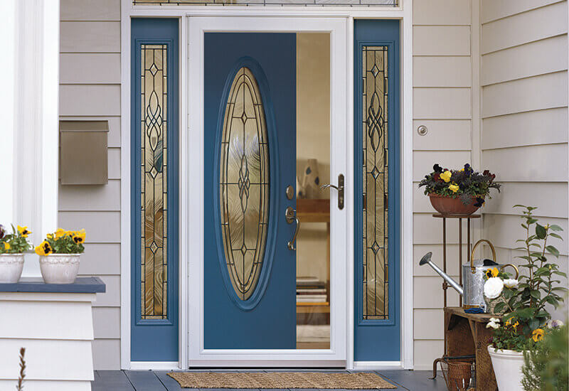 What is a storm door and do i need one for Can you put screens on french doors