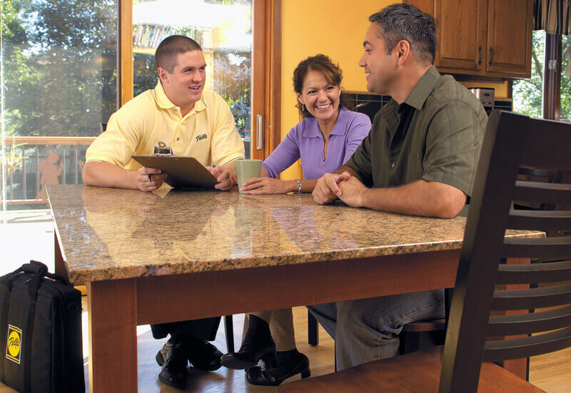 What to expect during a window consultation