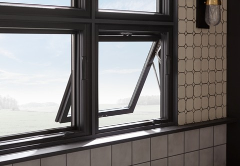 Window styles for better ventilation