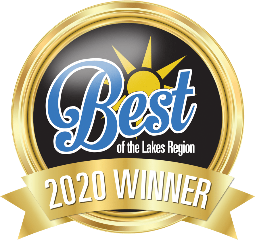 Best of the Lakes Region 2020 Gold Winner