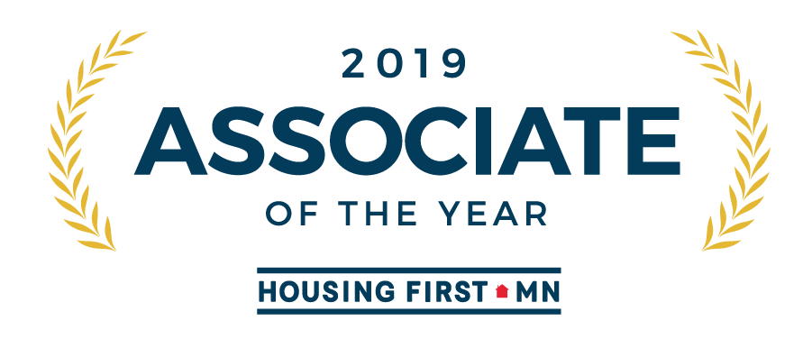 2019 Associate of the Year logo