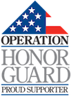Operation Honor Guard logo