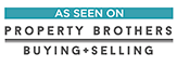 Property Brothers Buying + Selling logo