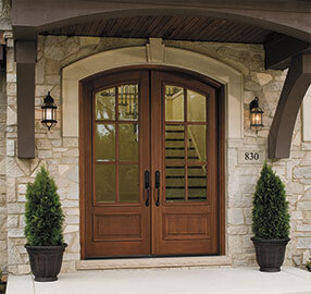 Pella Wood Entry Door - Classic