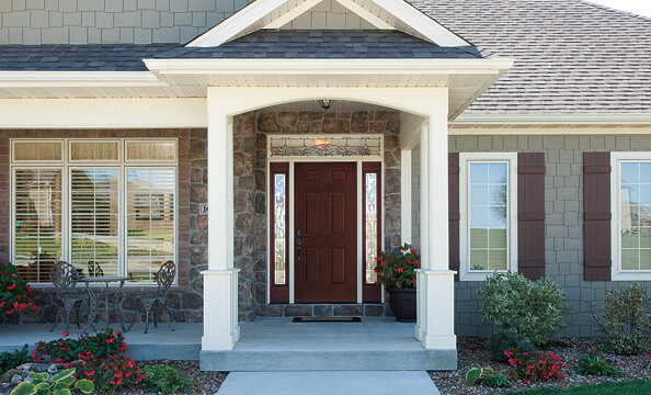Pella Front Entry Doors