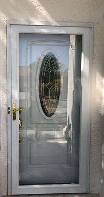 replacement fiberglass entry door