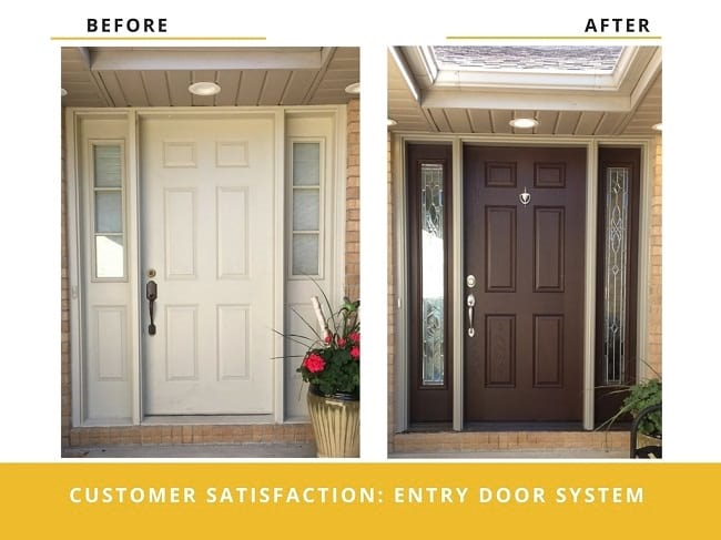 Customer Satisfaction: Entry Door System