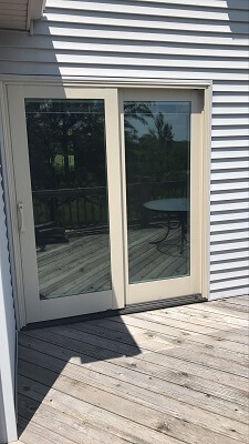 Sliding Patio Door Replacement for Gretna Home