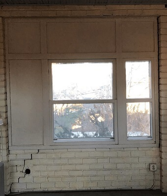 old wood windows needing repair and upgrade