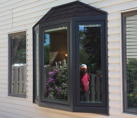 New Opening for Bay Window