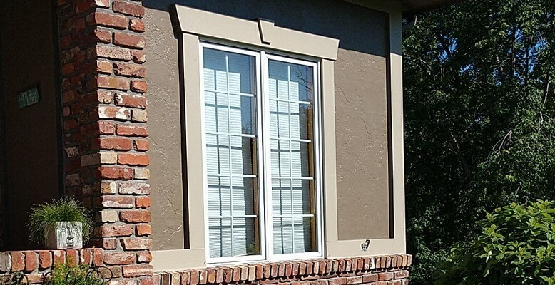 New Wood Casement Windows Bring Fresh New Look