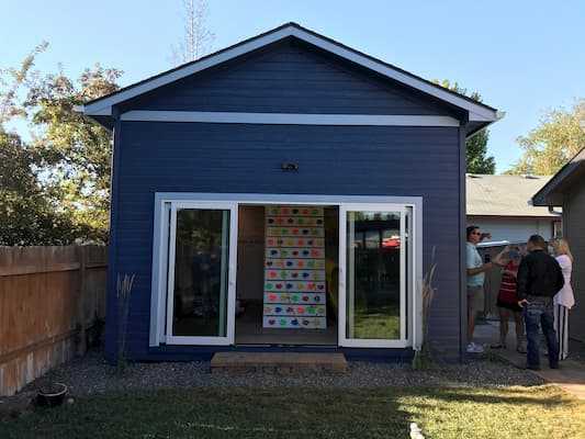 Make-A-Wish Playhouse for Daniel