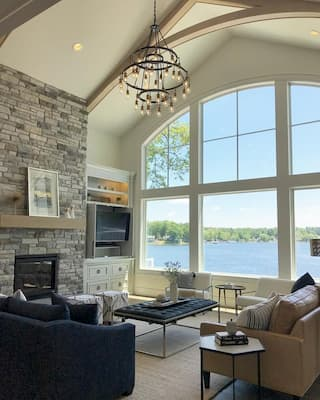 Lifestyle Series Windows Maximize Lake View