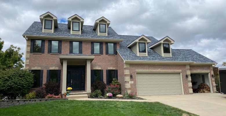 Fiberglass Windows Breathe New Life Into Waukee Home