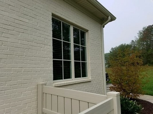 new casement wood windows and hinged doors in pee wee valley kentucky new construction