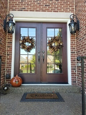 new fiberglass entry door in Kentucky