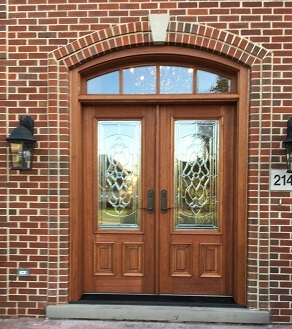 Before and After: Complete Entry Door Transformation