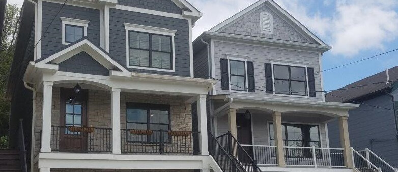 New Homes in Columbia Tusculum