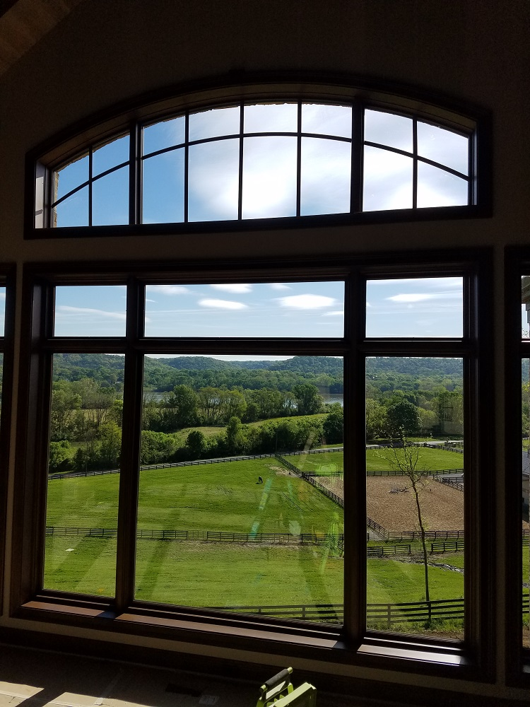 Wood Windows Create a Great View