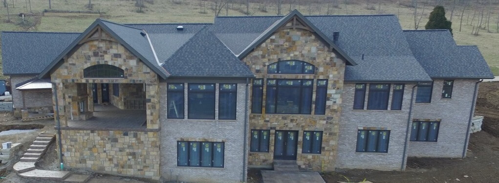 cincinnati home gets new windows in new construction home