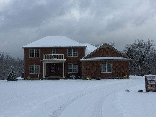 New Home Construction in Lawrenceburg
