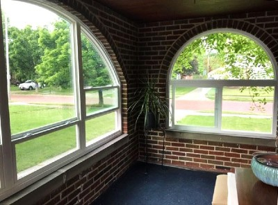 Encompass Windows Transform Sunroom into All Season Space