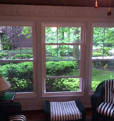 Sun Room Window Replacement