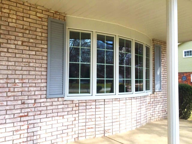 akron home - new bow windows