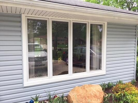 new vinyl casement and sliding windows in cleveland