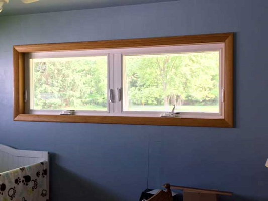 Nursery Window Replacement