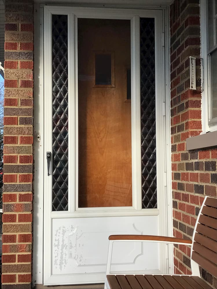parma home before entry door replacement
