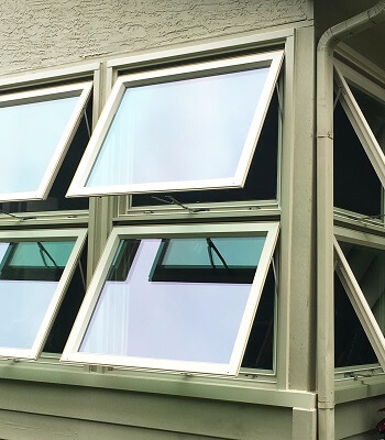 Sunroom Window replacement after