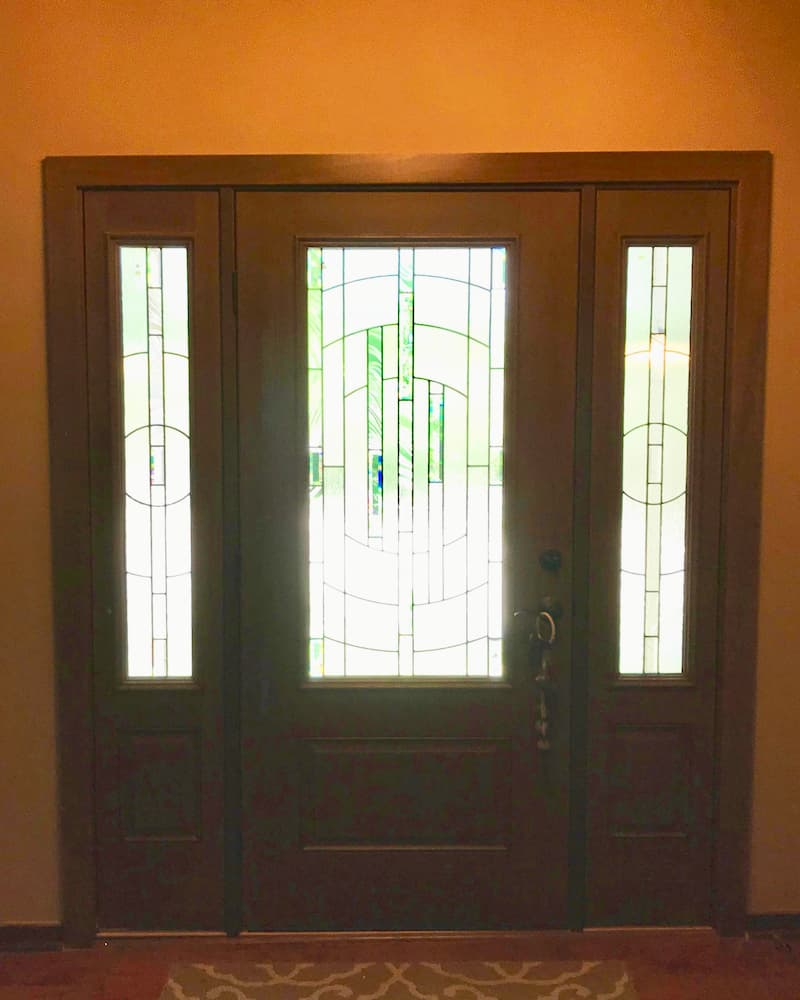 Entry And Patio Door Replacement Upgrade Dublin Home