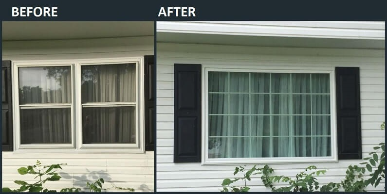 Small Change, Big Difference: Replacing Old Double Hung Windows